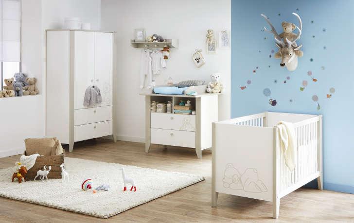 Comment décorer la chambre de bébé - Kidchoun
